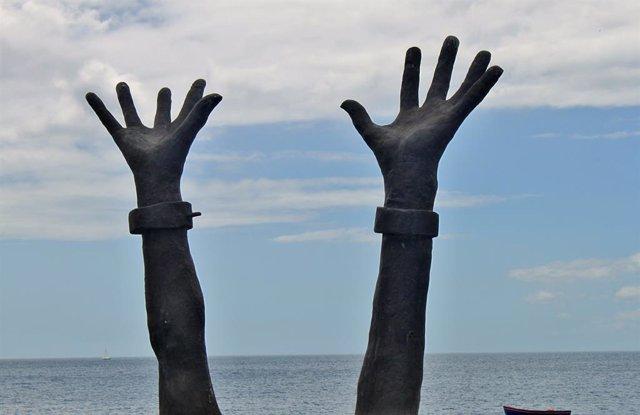 25 De Marzo: Día Internacional Del Recuerdo De Las Víctimas De La Esclavitud