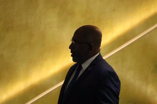 Comoros.- El histórico líder de Comoros se prepara para apuntalar su mandato has