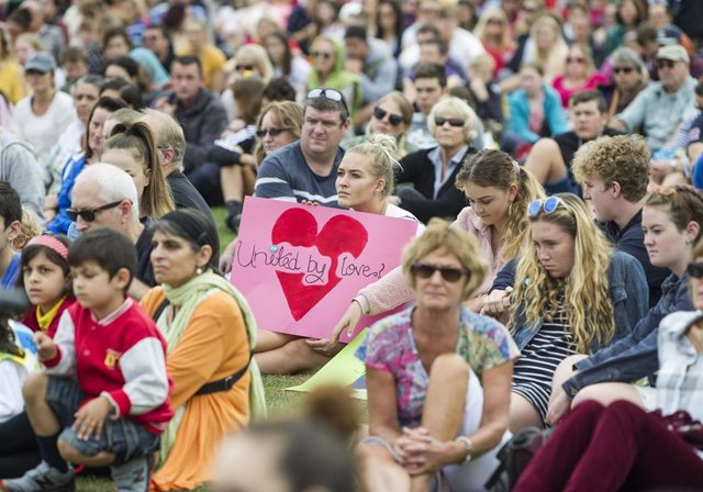 """March for Love"" in New Zealand"