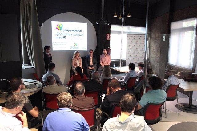 Los proyectos empresariales del programa StartUp de Alcobendas se darán cita el