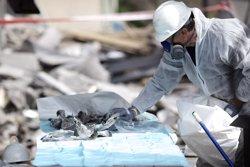 Almenys sis ferits pel llançament d'un coet des de la Franja de Gaza contra Israel (Ilia Yefimovich/dpa)