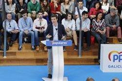 Casado tria Adolfo Suárez com el seu número dos per Madrid en la llista del PP al Congrés (Marta Vázquez Rodríguez - Europa Press)