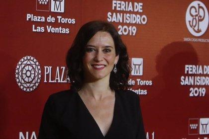 "Ayuso dice que Iglesias estaba de ""retiro maravilloso en un casoplón"" y ve Galapagar como principio del fin de Podemos"