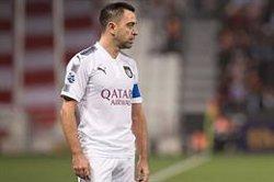 Xavi Hernández no jugarà en el Catalunya-Veneçuela (AL-SADD - Archivo)
