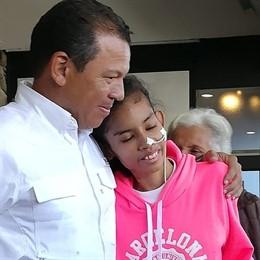 Un político panameño ayuda a 103 niños enfermos con el apoyo de hospitales españ