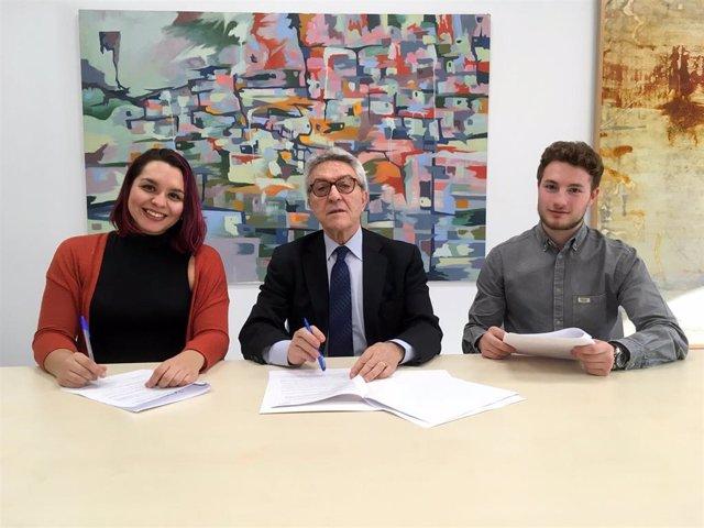 El CEEM y la SEM firman un convenio para acercar la neurología a los estudiantes