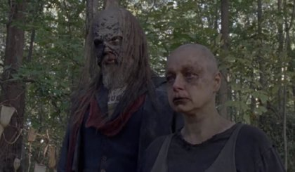 Estas son las víctimas de Alpha en el 9x15 de The Walking Dead