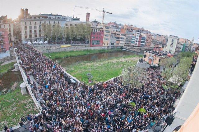 Oques Grasses inaugurará el Festival Strenes de Girona este sábado