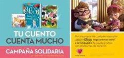 Disney i Planeta inicien una campanya solidària amb llibres a favor de Menudos Corazones (GRUPO PLANETA)