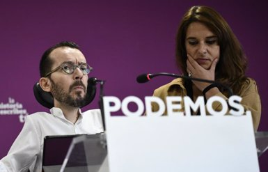 Podem vol prohibir que la banca inverteixi en mitjans i que doni crèdits als partits per a les campanyes (Oscar del Pozo - Europa Press)