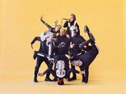 Brodas Bros i la Simfònica del Vallès uneixen hip-hop i música clàssica en el 'Carnaval dels animals' (BODAS BROS Y LA ORQUESTRA SIMFÒNICA DEL VALLÈS)