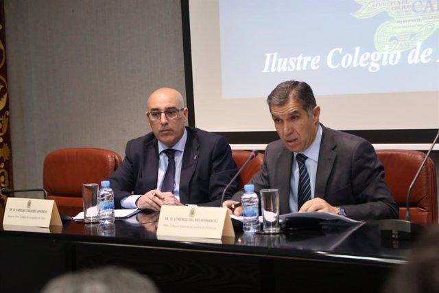 """Cádiz.-Presidente del TSJA considera que la percepción de la Justicia es """"lenta"""