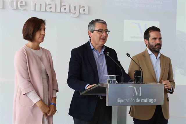 Málaga.- El programa de Diputación para estimular la memoria se extiende a 1.200