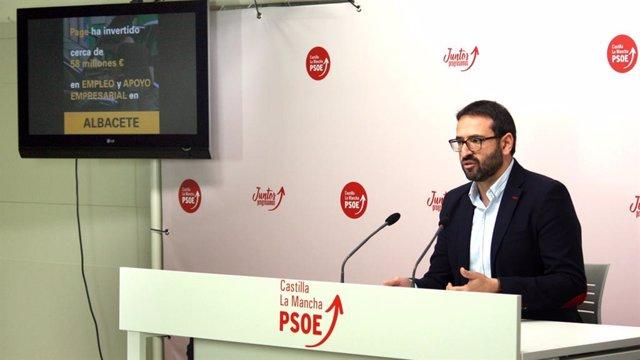 PSOE quiere hacer llegar por redes sociales a un millón de ciudadanos de CLM lo