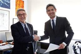 Empresas.- Neurólogos y Novartis ratifican su acuerdo para impulsar la formación