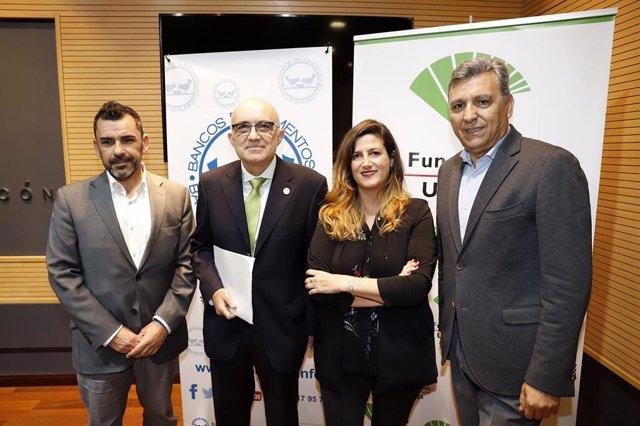 Málaga.- Unicaja.- Fundación Unicaja reafirma su compromiso solidario con Bancos