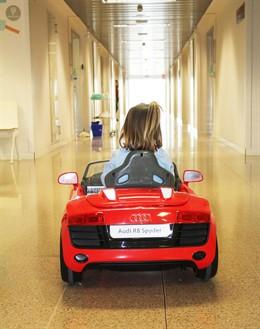 Alicante.- Los hospitales de Torrevieja y Vinalopó sustituyen las camillas por d
