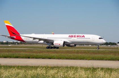 Argentina, primer destino en América Latina del A350-900 de Iberia