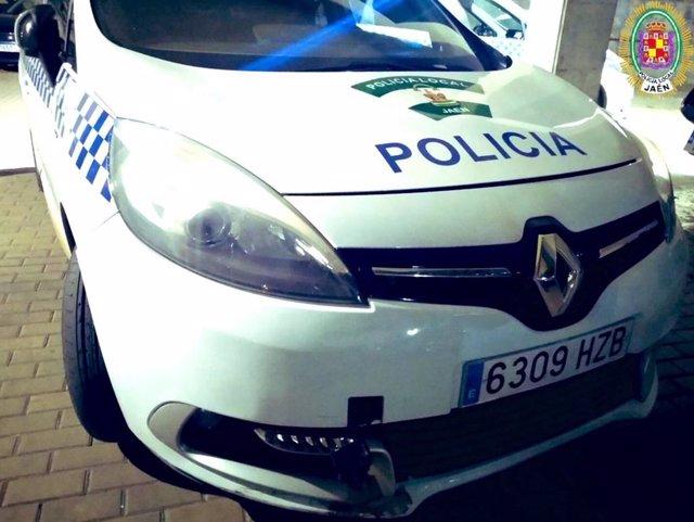 Jaén.- Sucesos.- Detenido tras ser acusado de agredir a varios agentes de la Pol