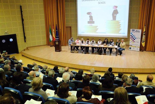 Sevilla.- Comienzan las VIII Jornadas 'Objetivos de desarrollo sostenible' del A