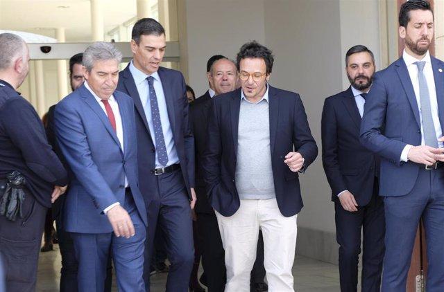 """Cádiz.-28A.- Gobierno local lamenta que Pedro Sánchez haga """"un acto de campaña"""""""