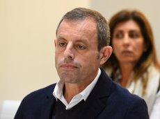 """La Fiscalia nega una """"persecució"""" a Rosell i defensa la instrucció i la presó provisional: """"Hi havia risc de fugida"""" (Pool)"""