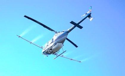 Cuatro muertos por un accidente de helicóptero en la región chilena de Valparaíso