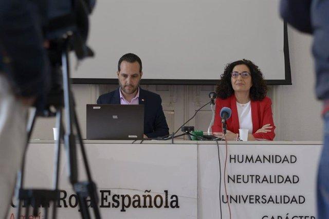 Almería.- Cruz Roja en Almería atendió en 2018 a un total de 76.216 personas