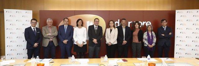 Empresas.- Una delegación interministerial visita el centro de investigación de