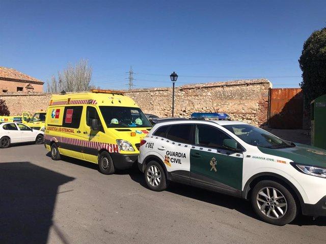 VÍDEO: Un hombre de 47 años mata a su mujer de 39 años en Loeches y después se s