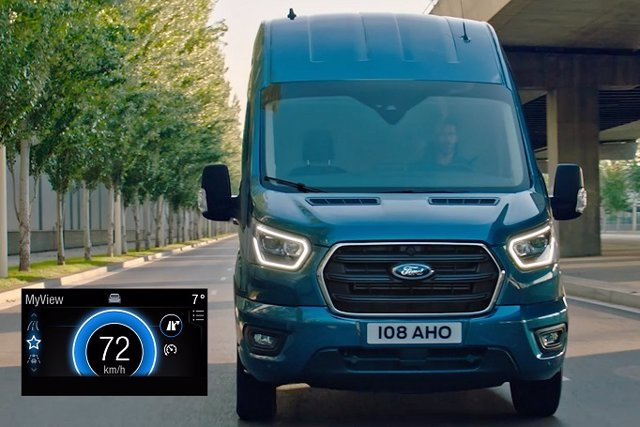 Economía/Motor.- Ford incluye un sistema de conducción inteligente en sus vehícu