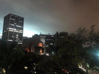 Un nuevo apagón deja sin luz varias zonas de Caracas y otras ciudades de Venezuela