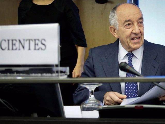 """Fernández Ordóñez: """"Fue una sorpresa para todos que se presentaran las cuentas d"""
