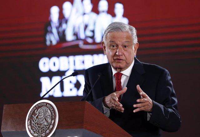 López Obrador envía una carta al Gobierno para que el Rey pida disculpas por lo