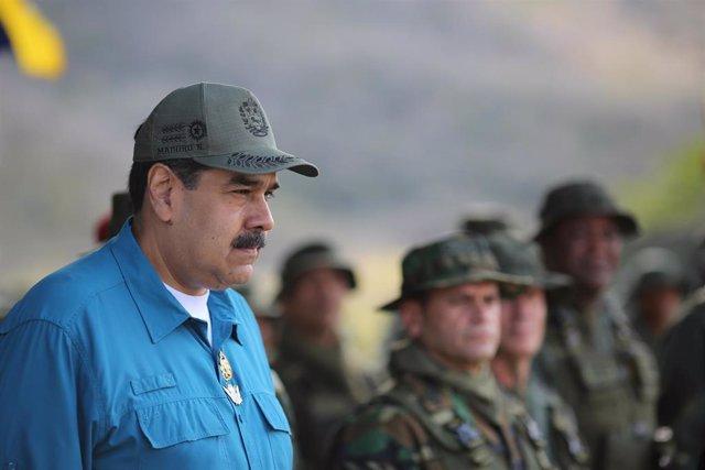 Venezuela.- Venezuela dice que el jefe de despacho de Guaidó detenido dirigía un