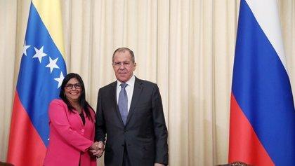 """EEUU denuncia la """"escalada temeraria"""" de Rusia por su presencia militar en Venezuela"""