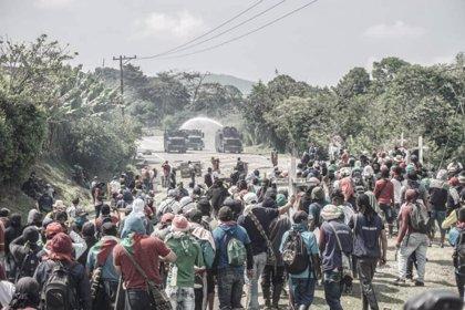 Los comuneros piden la liberación de su líder antes del diálogo con el Gobierno de Perú y la minera china MMG