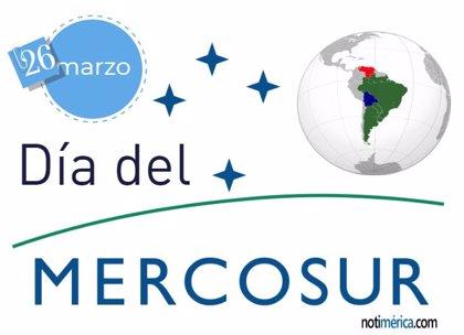26 de marzo: Día del Mercosur, ¿qué países integran el bloque económico?