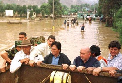 Las fuertes lluvias dejan al menos 20 muertos y miles de afectados en Ecuador