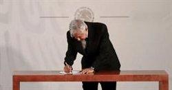 López Obrador envia cartes a Felip VI i al papa perquè demanin perdó per la conquesta d'Amèrica (PRESIDENCIA DE MÉXICO)