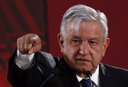 López Obrador envia cartes a Felip VI i al papa perquè demanin perdó per la conquesta d'Amèrica (Arturo Monroy/NOTIMEX/dpa)