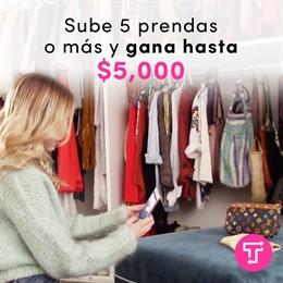 Economía.-GoTrendier y Chicfy crean la plataforma de compra y venta de ropa de s