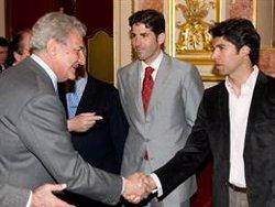 El torero Serafín Marín serà el número tres de Vox al Congrés per Barcelona (CONGRESO - Archivo)