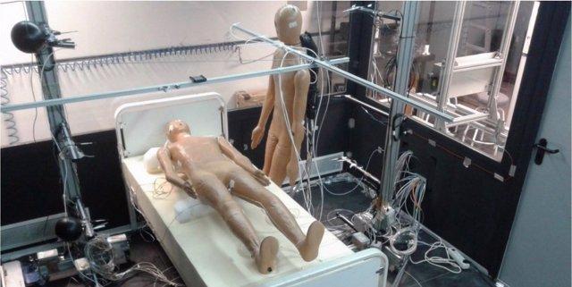 Córdoba.- Investigadores de la UCO prueban la eficacia de un sistema de ventilac