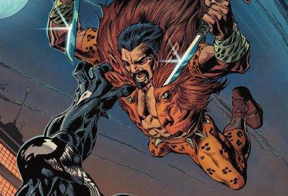 Guiño a Kraven el Cazador desde el rodaje de Morbius con Jared Leto