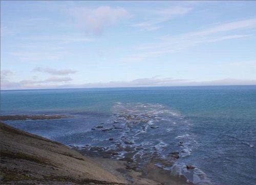 El mayor delta en la historia de la Tierra se formó al norte de Pangea