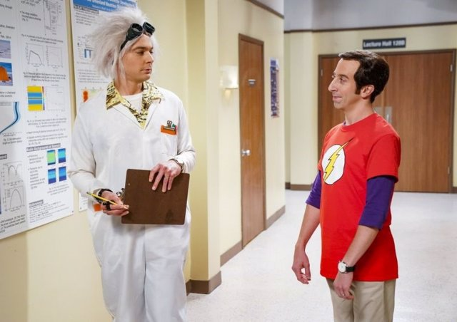 ¿Será El Final De The Big Bang Theory Como Regreso Al Futuro?