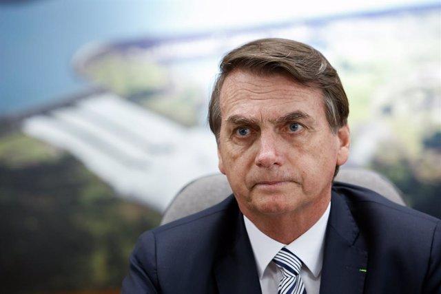 Brasil.- Bolsonaro protagoniza una nueva polémica tras difundir una 'noticia fal