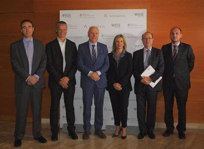 Novartis y la Escuela de Negocios IESE celebran la quinta edición del Programa Avanzado en Gestión Sanitaria