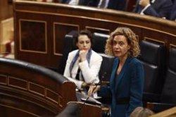 Meritxell Batet diu que el PSOE veu més fàcil pactar amb l'esquerra encara que sense